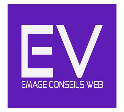 Création de site & formation communication digitale Logo